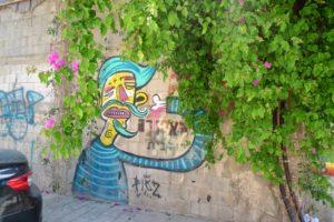 101 Tel Aviv Jaffo Graffiti