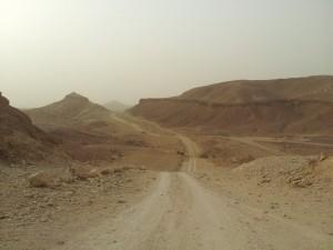 Eine schlicht mystische Landschaft: Die Wüste