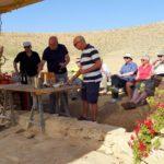 22 Weindegustation Negev Wüste