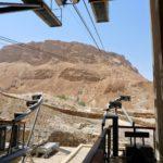 87 Masada Seilbahn Israel
