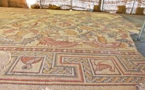 Mosaics in Madaba, Jordan