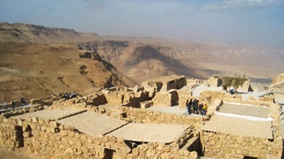 Masada-Israel-Reisen