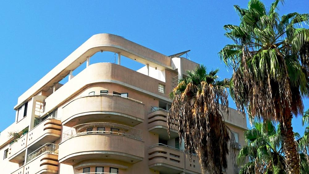Stadt und strand in israel israel einmal anders reisen for Bauhaus architektur