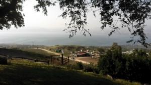 Golan und See Genezareth