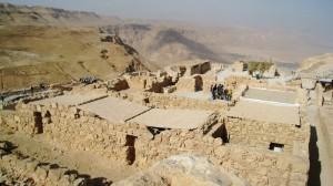 Masada am Toten Meer