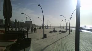 Namal Tel Aviv: Der zur Freizeitmeile umgenutzte alte Hafen.