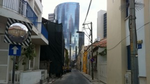 Neve Tsedek in Tel Aviv: Alt trifft auf Neu